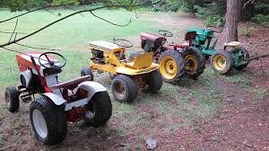 Finest Grass Tractor Under Upgraded