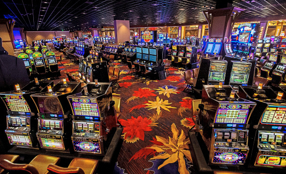 Get More About Casino Games Betting