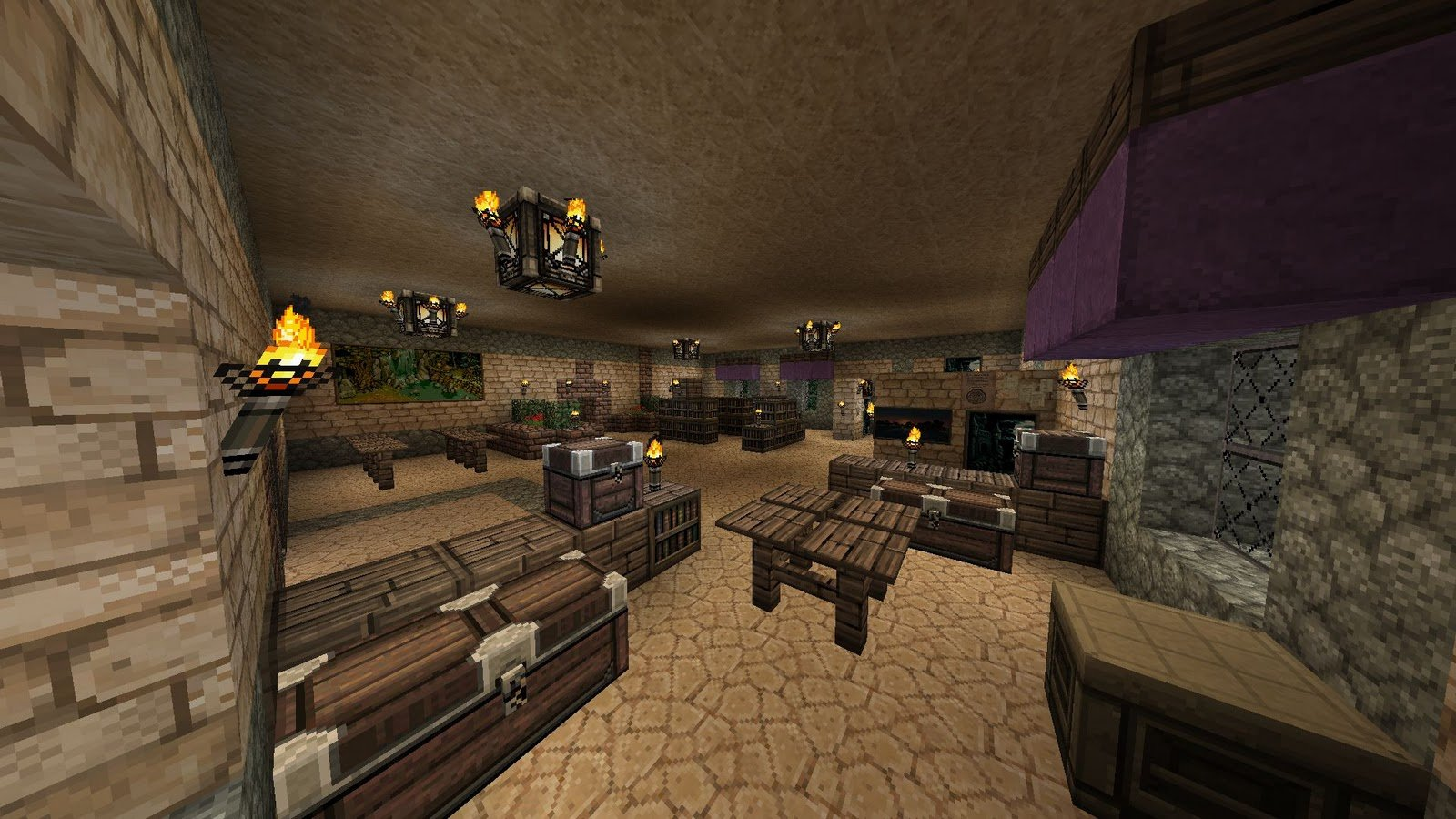 Minecraft Home Concepts For Business: The Concepts Are Made To Be Damaged