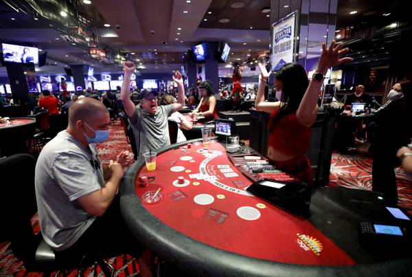 Once you First Start Online Casino Because of Science
