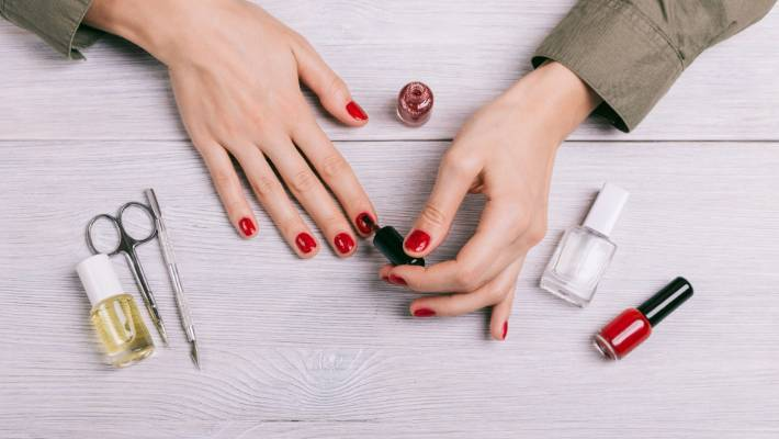 Try Gel Nails for a Sensational New Look!